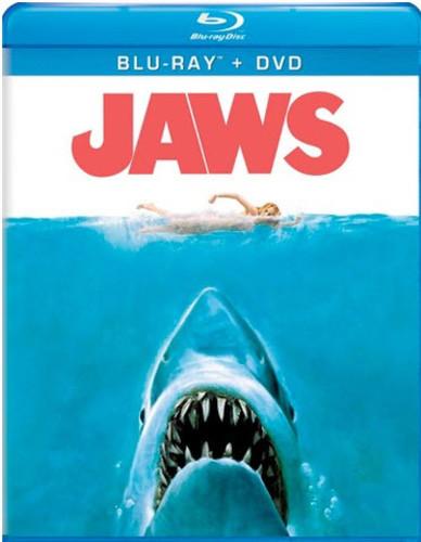 Jaws [Universal 100th Anniversary] [2 Discs] [UltraViolet] [Blu-ray/DVD]
