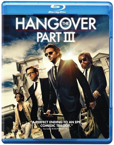 Hangover Part III [2 Discs] [UltraViolet] [Blu-ray/DVD]