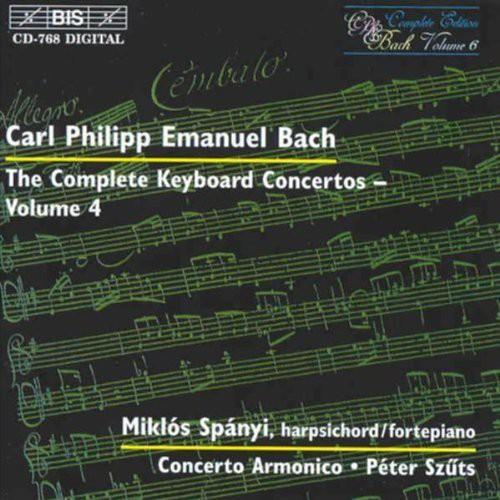 Complete Keyboard Concerti Iv