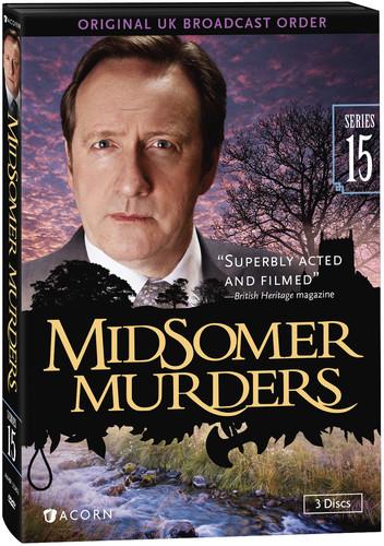 Midsomer Murders: Series 15