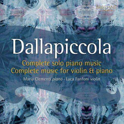Complete Music for Solo Piano - Violin & Piano