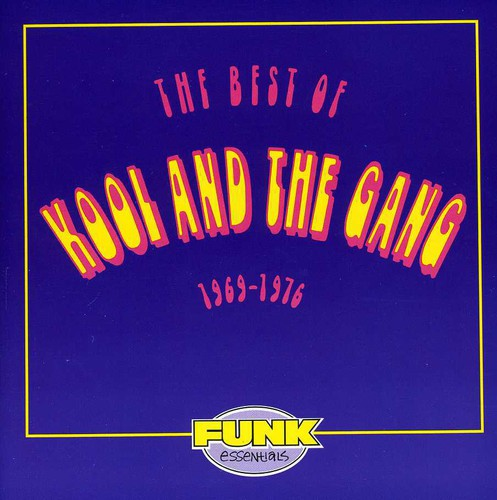 Kool & the Gang-Best of Kool & the Gang: 1969-1976
