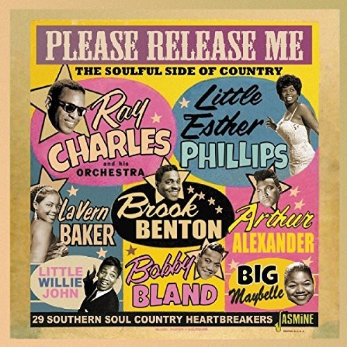 Please Release Me: Soulful Side Of Country /  Var [Import]