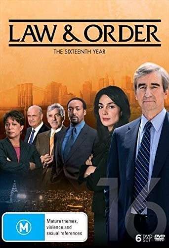 Law & Order: Season 16 [Import]