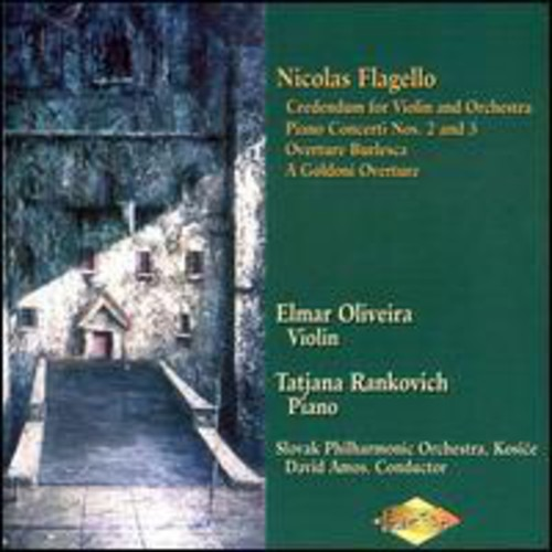 Music of Nicolas Flagello