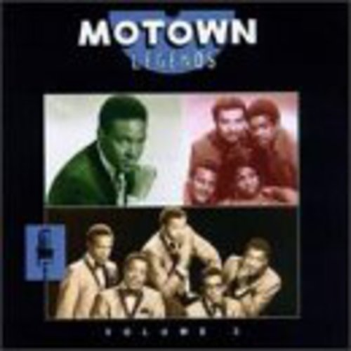 Motown Legends 3 /  Various