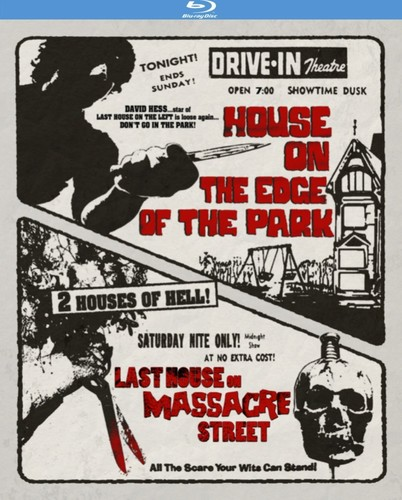 House on the Edge of the Park /  Last House on Massacre Street