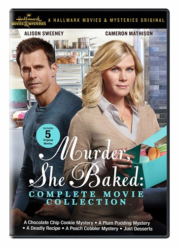 Murder, She Baked: Complete Movie Collection