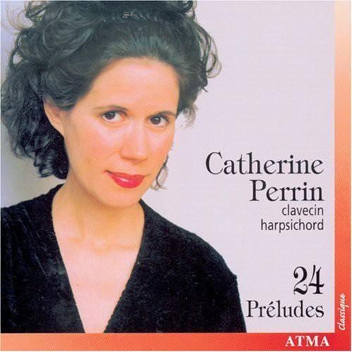 24 Preludes: Harpsichord Music Collection