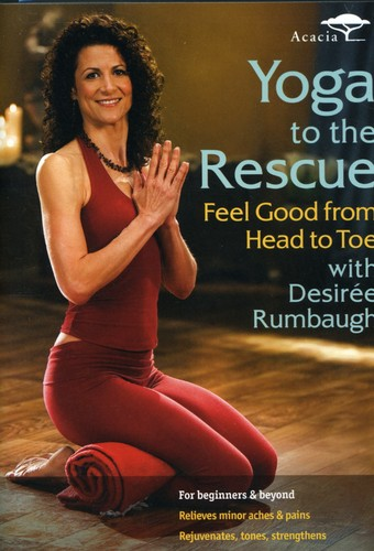Yoga to the Rescue: Feel Good From Head to Toe
