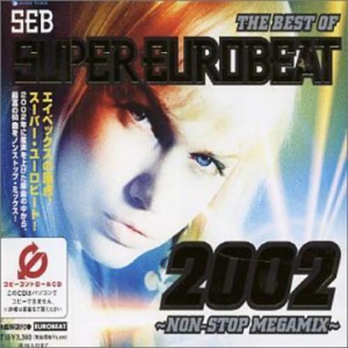 Best of Super Eurobeat 2002 /  Various [Import]