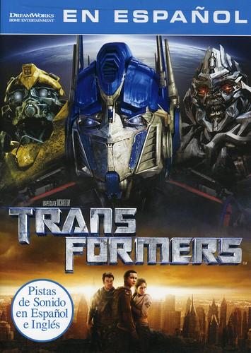 Transformers (Spanish Packaging)