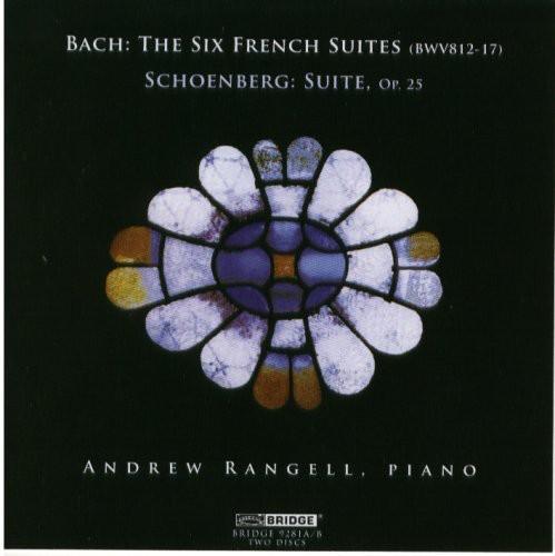 Andrew Rangell Plays Bach & Schoenberg