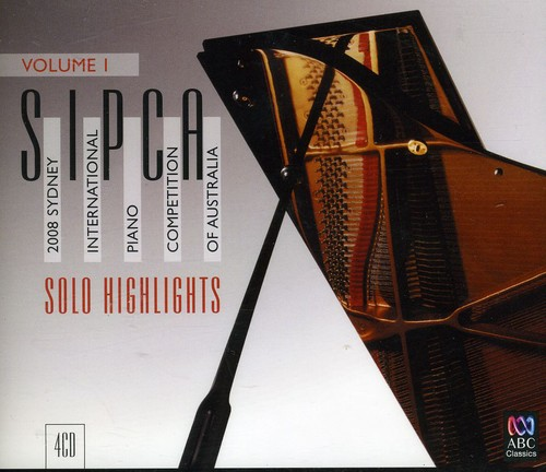 Sydney Int Pno Competition 2008 (Highlights) /  Various