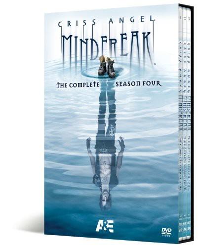 Criss Angel: Mindfreak: The Complete Season Four