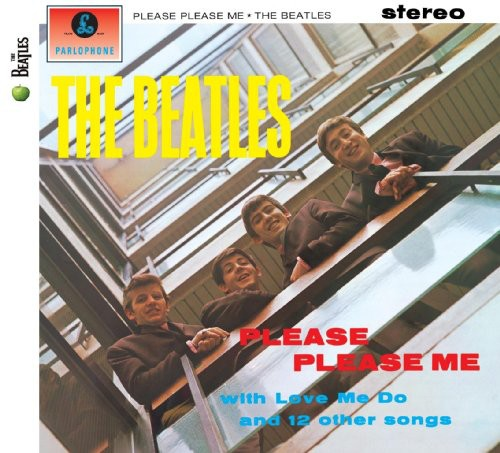 The Beatles-Please Please Me