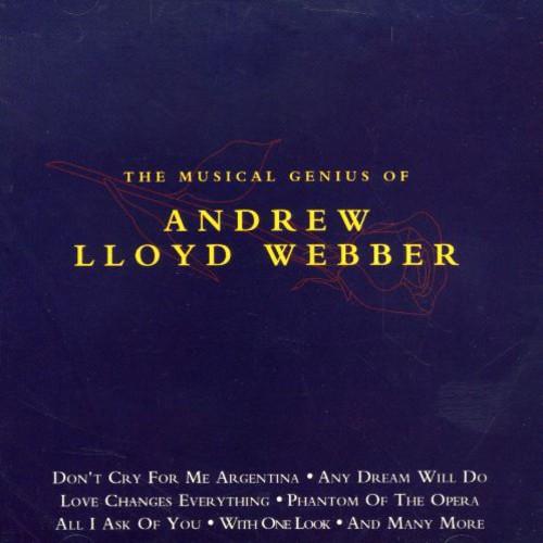 Andrew Lloyd Webber-Musical Genius Of Andrew Lloyd Webber