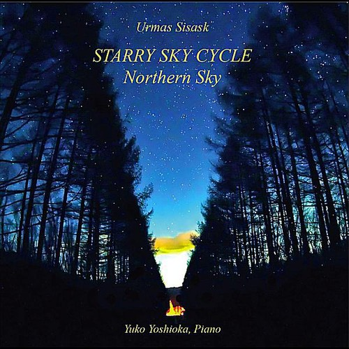 Urmas Sisask: Starry Sky Cycle Northern Sky