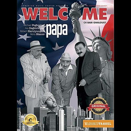 Welcome Papa