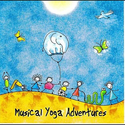 Musical Yoga Adventures