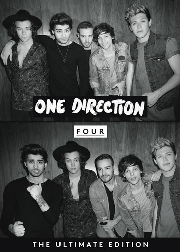 One Direction-Four