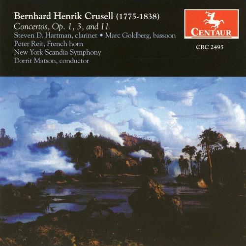 Clarinet Concertos
