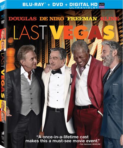 Last Vegas [2 Discs] [UltraViolet] [Blu-ray/DVD]