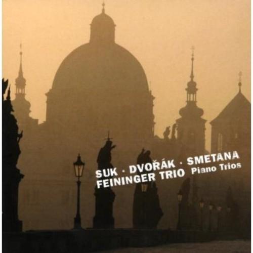 Suk Smetana & Dvorak Piano Trios