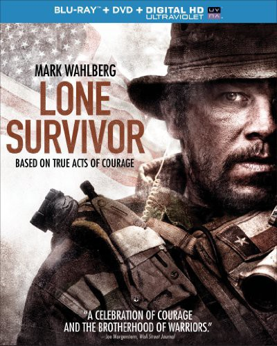 Lone Survivor [2 Discs] [UltraViolet] [Blu-ray/DVD]