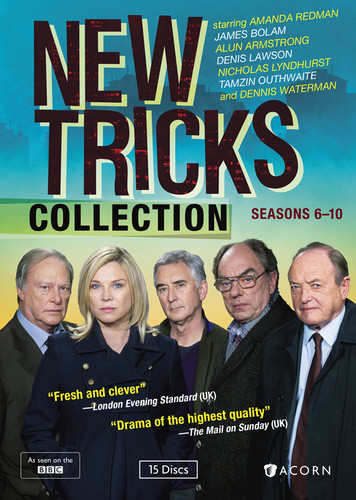 New Tricks: Seasons 06 - 10