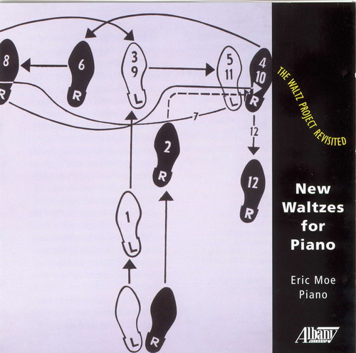 New Waltzes for Piano