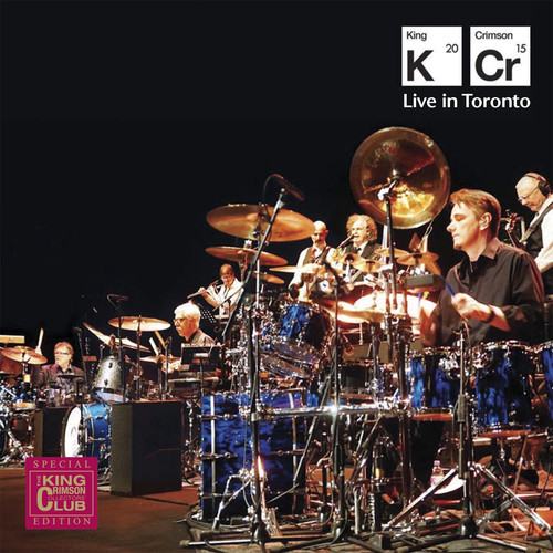 Live in Toronto - November 20 2015 , King Crimson
