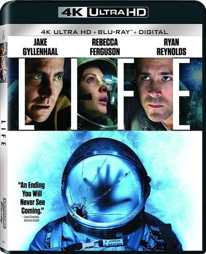 Life [UltraViolet] [4K Ultra HD Blu-ray] [2 Discs]