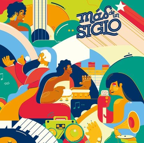 Mas De Un Siglo (Various Artists)