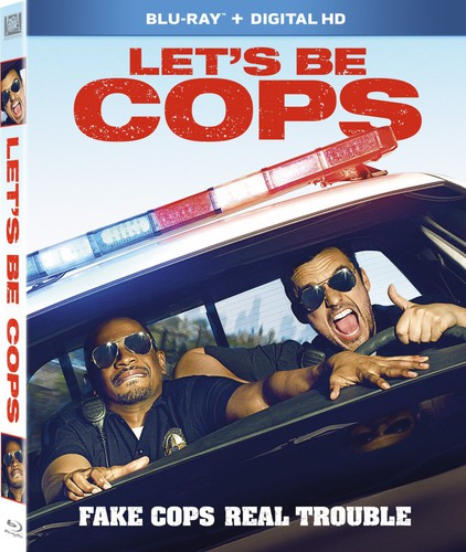 Let's Be Cops [Ultraviolet] [Blu-ray]