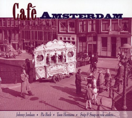 Cafe Amsterdam /  Various [Import]