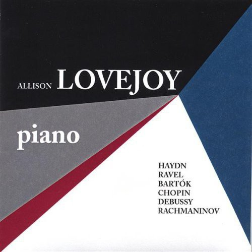 Allison Lovejoy Piano