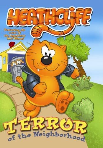 Heathcliff-Terror of the Neighborhood