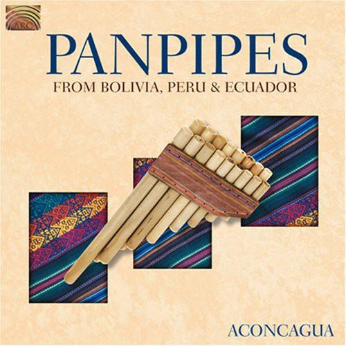 Panpipes From Bolivia Peru and Ecuador