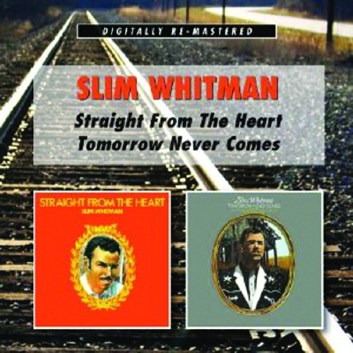 Straight from the Heart /  Tomorrow Never Comes [Import]
