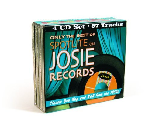 Only the Best of Spotlite on Josie Records