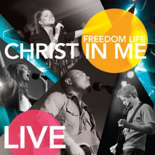 Christ in Me (Live)