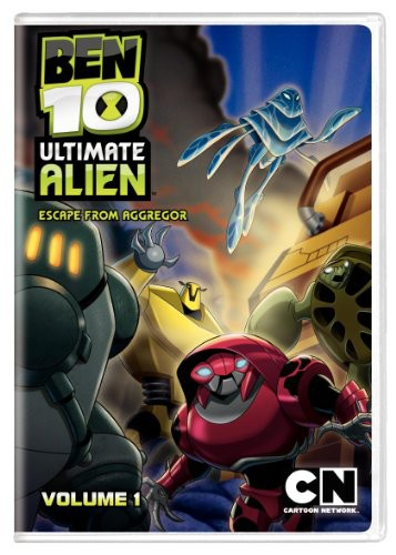 Ben 10: Ultimate Alien: Volume 1: Escape From Aggregor
