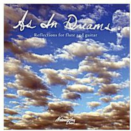 As in Dreamsreflections for Flute & Guitar