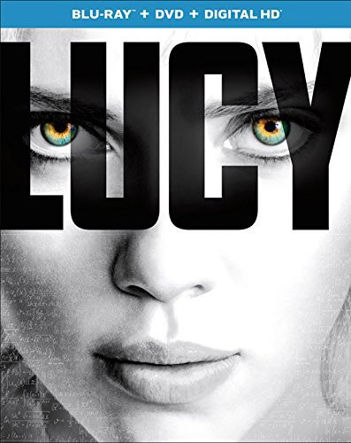 Lucy [2 Discs] [Blu-ray/DVD]