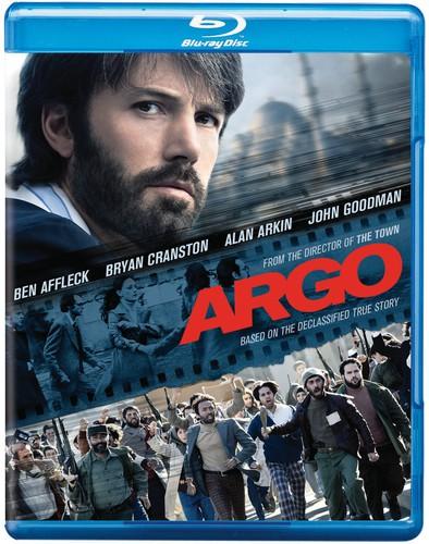 Argo [2 Discs] [UltraViolet] [Blu-ray/DVD]