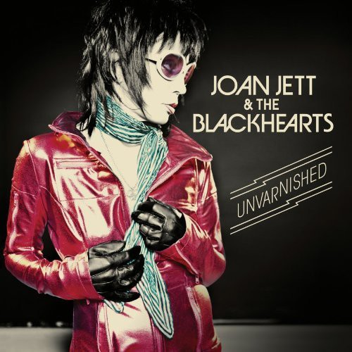 Joan Jett-Unvarnished