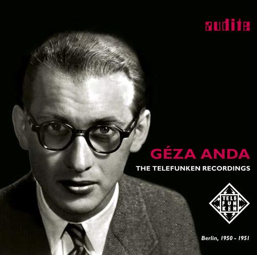 Geza Anda - Telefunken Recordings