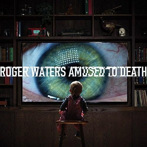 Amused To Death [1CD/ 1Blu-Ray Audio]