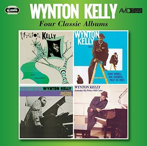 4 Lps - Piano Interpretations /  Piano /  Kelly Blue